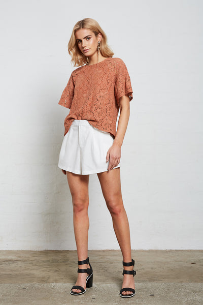 SUPERIOR LACE TOP