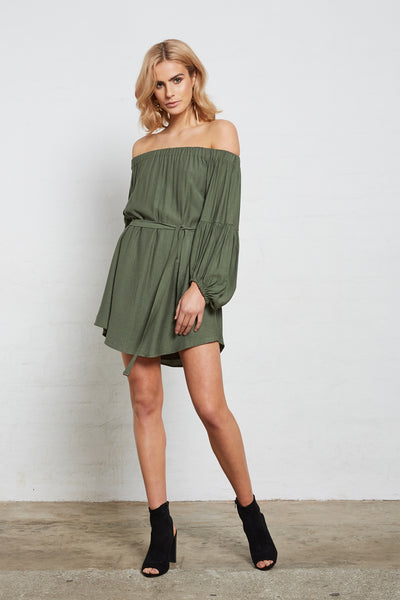 SUPERIOR OFF/SH DRESS