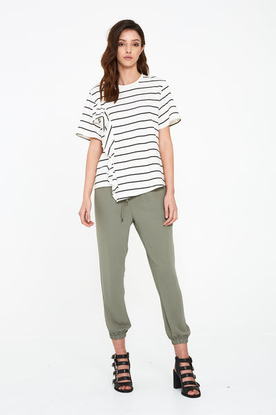 SEEKER STRIPE TEE