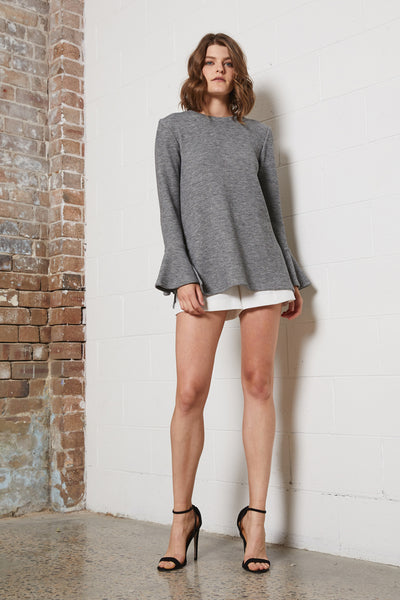 DELICATE BELL SLV SWEATER