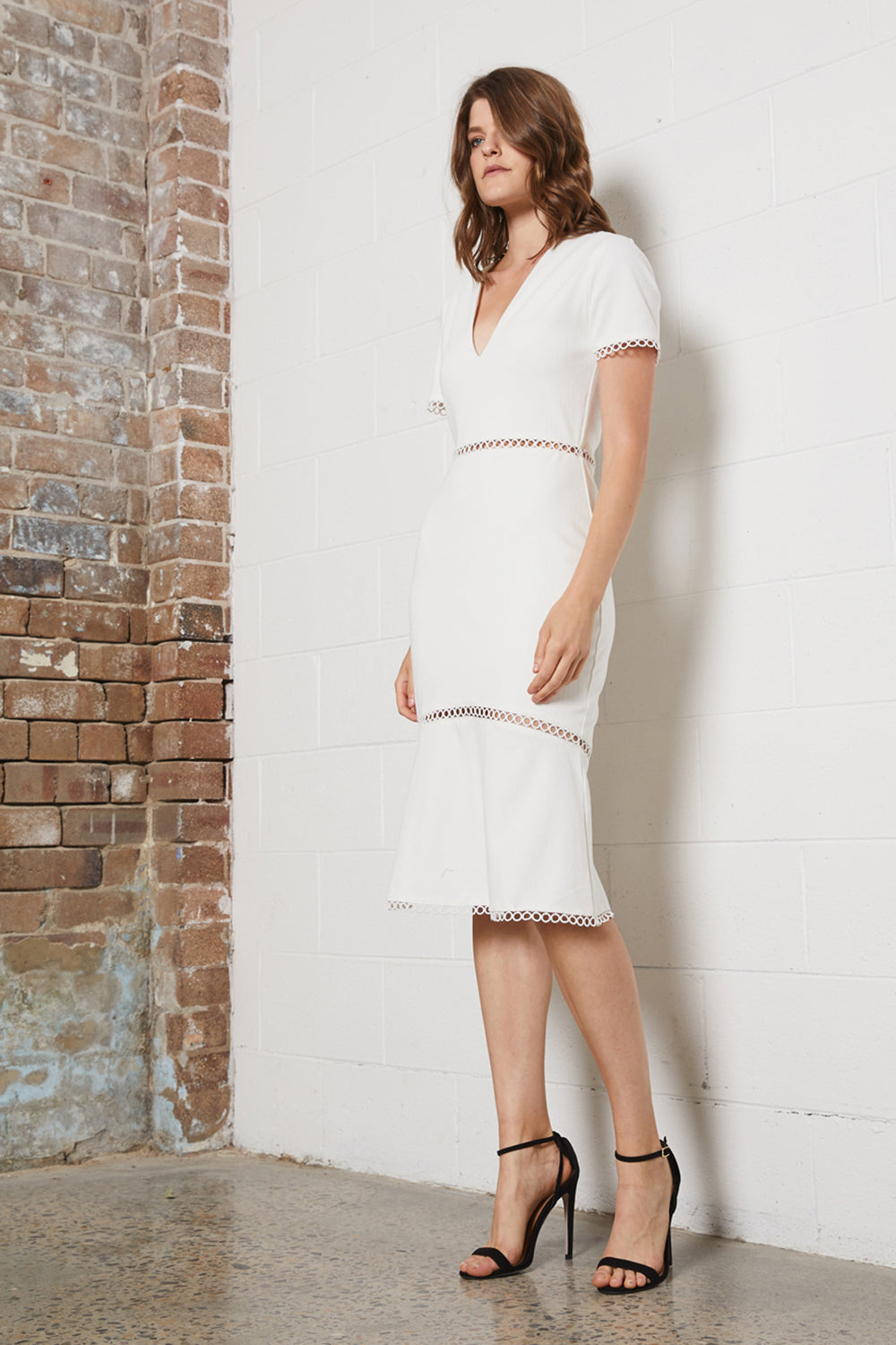 DREAMER MIDI DRESS