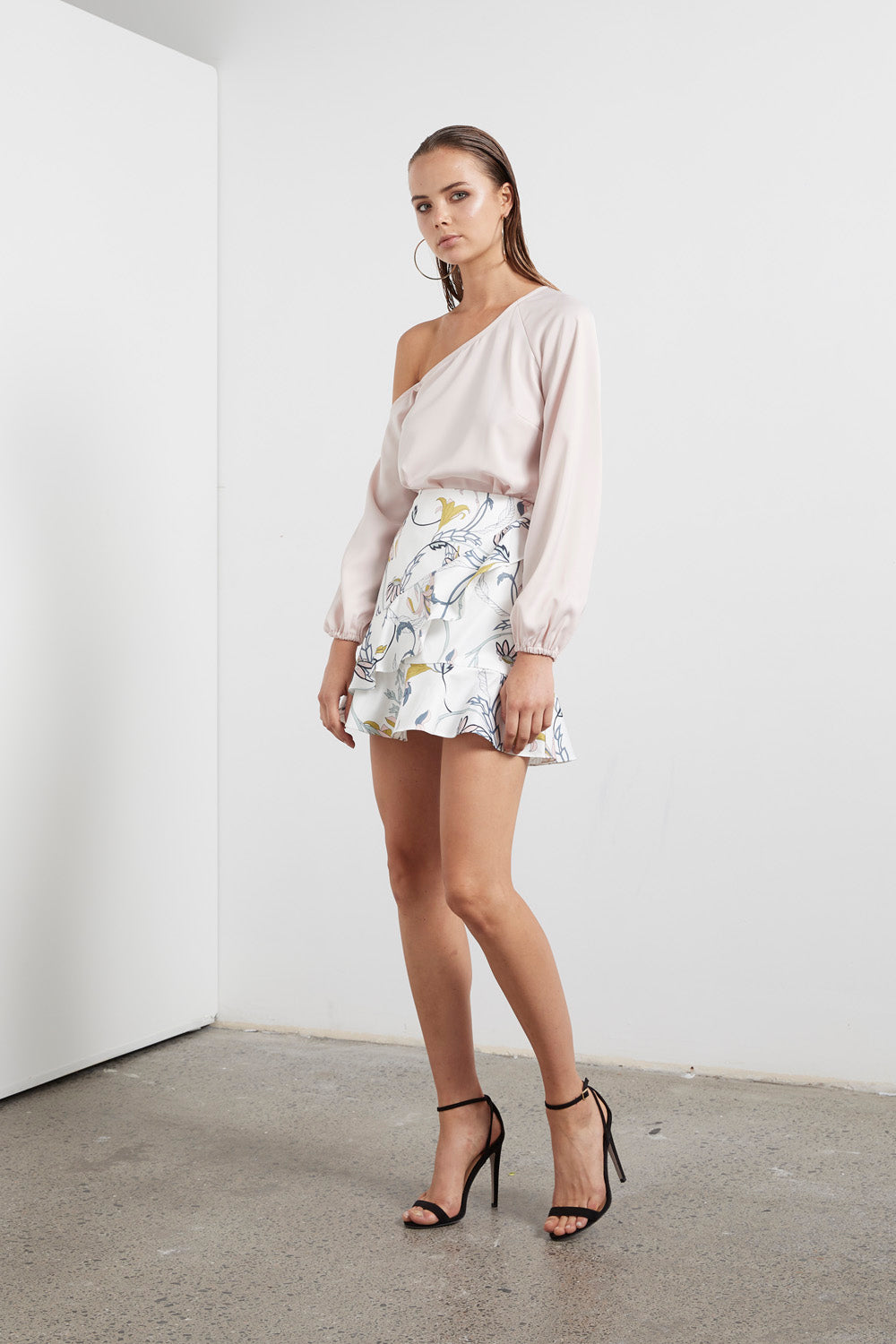 ETHEREAL FLORA SKIRT