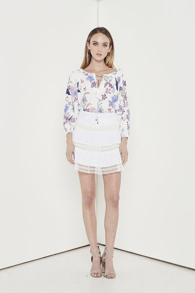 ASPIRE FLORA BLOUSE