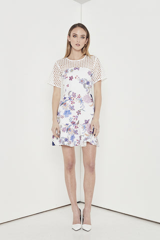 ASPIRE FLORA MIX DRESS