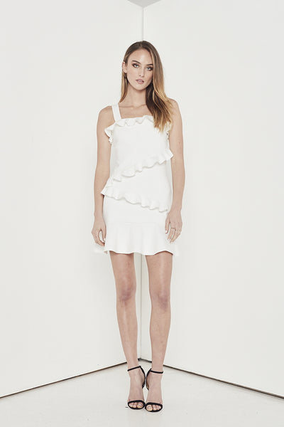 ASPIRE FRILL DRESS