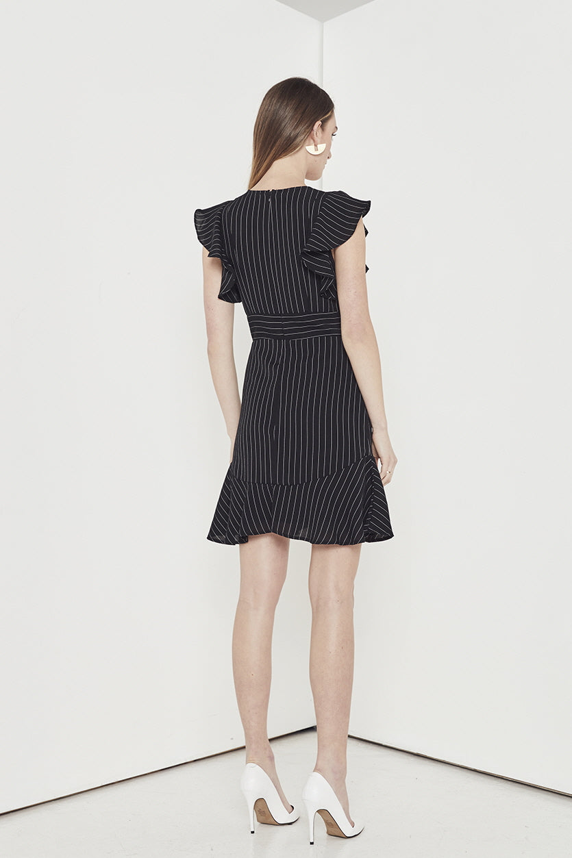 ASPIRE STRIPE DRESS