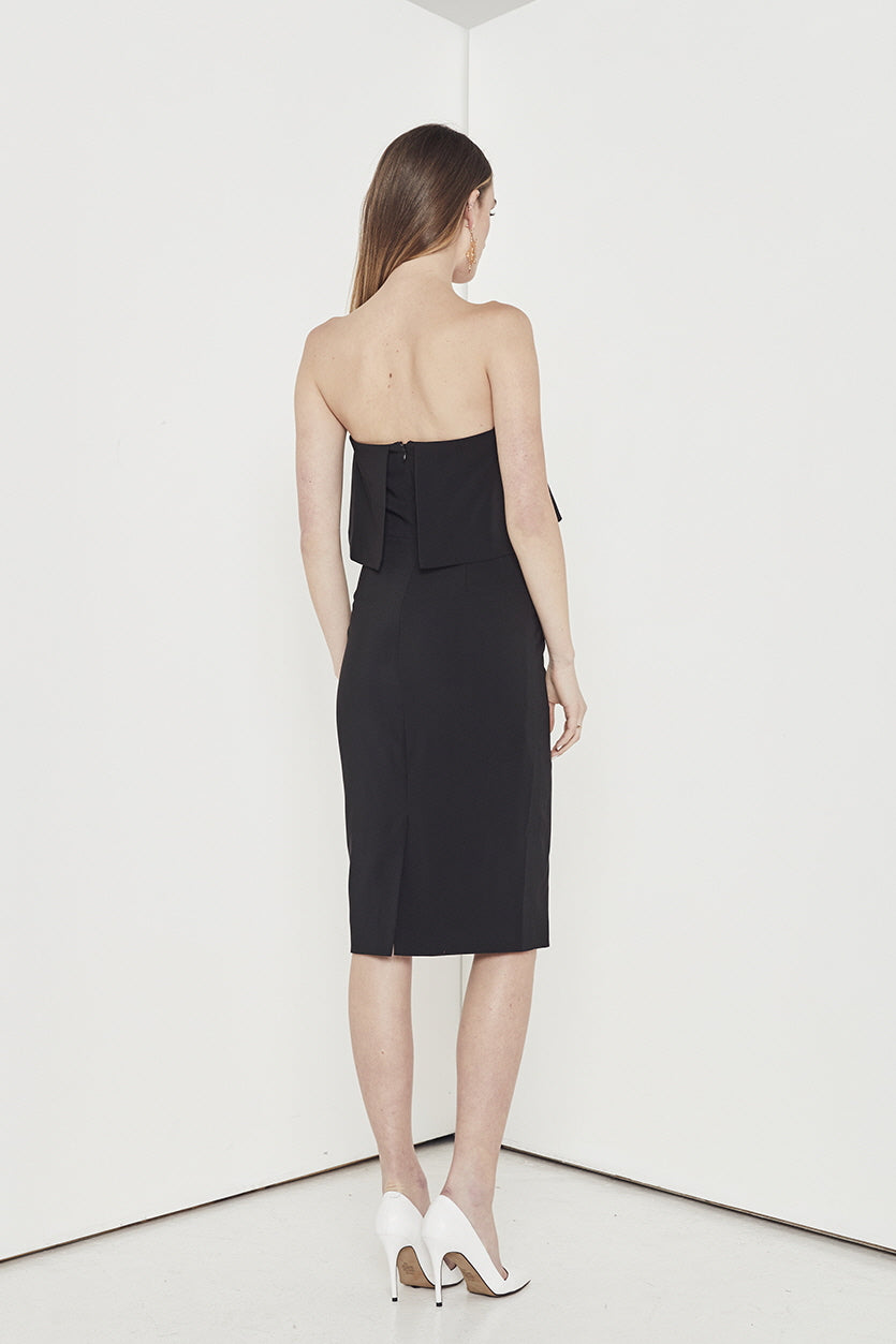 ASPIRE STRAPLESS DRESS
