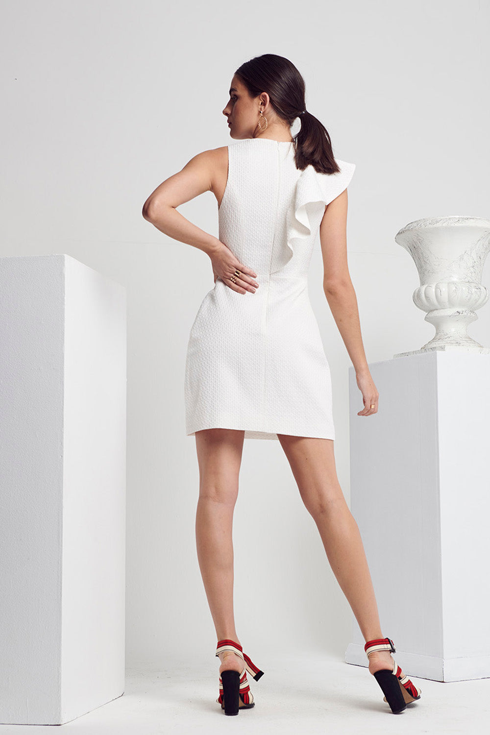 CALIBRE A-LINE DRESS
