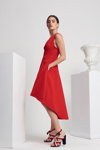 CALIBRE HI-LO DRESS