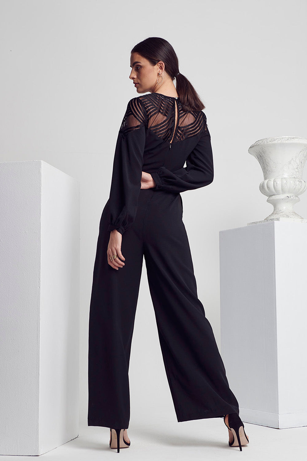 CALIBRE MIX JUMPSUIT