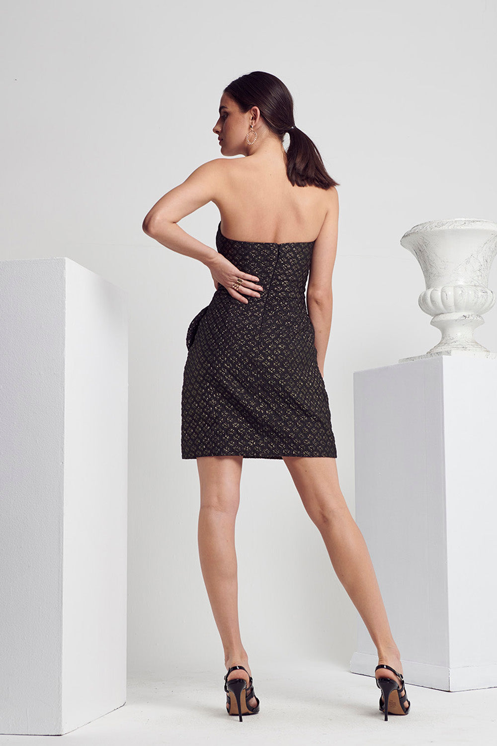 CALIBRE LUXE TUBE DRESS