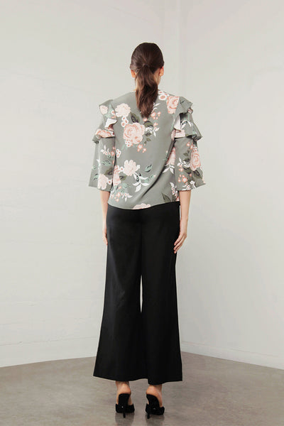 ENCHANT FLORA BLOUSE