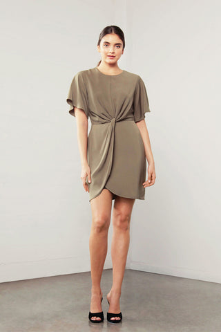 ENCHANT KNOT DRESS