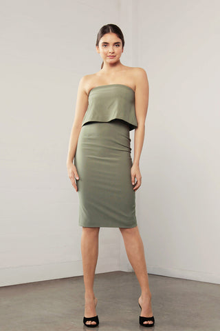 ENCHANT TUBE DRESS