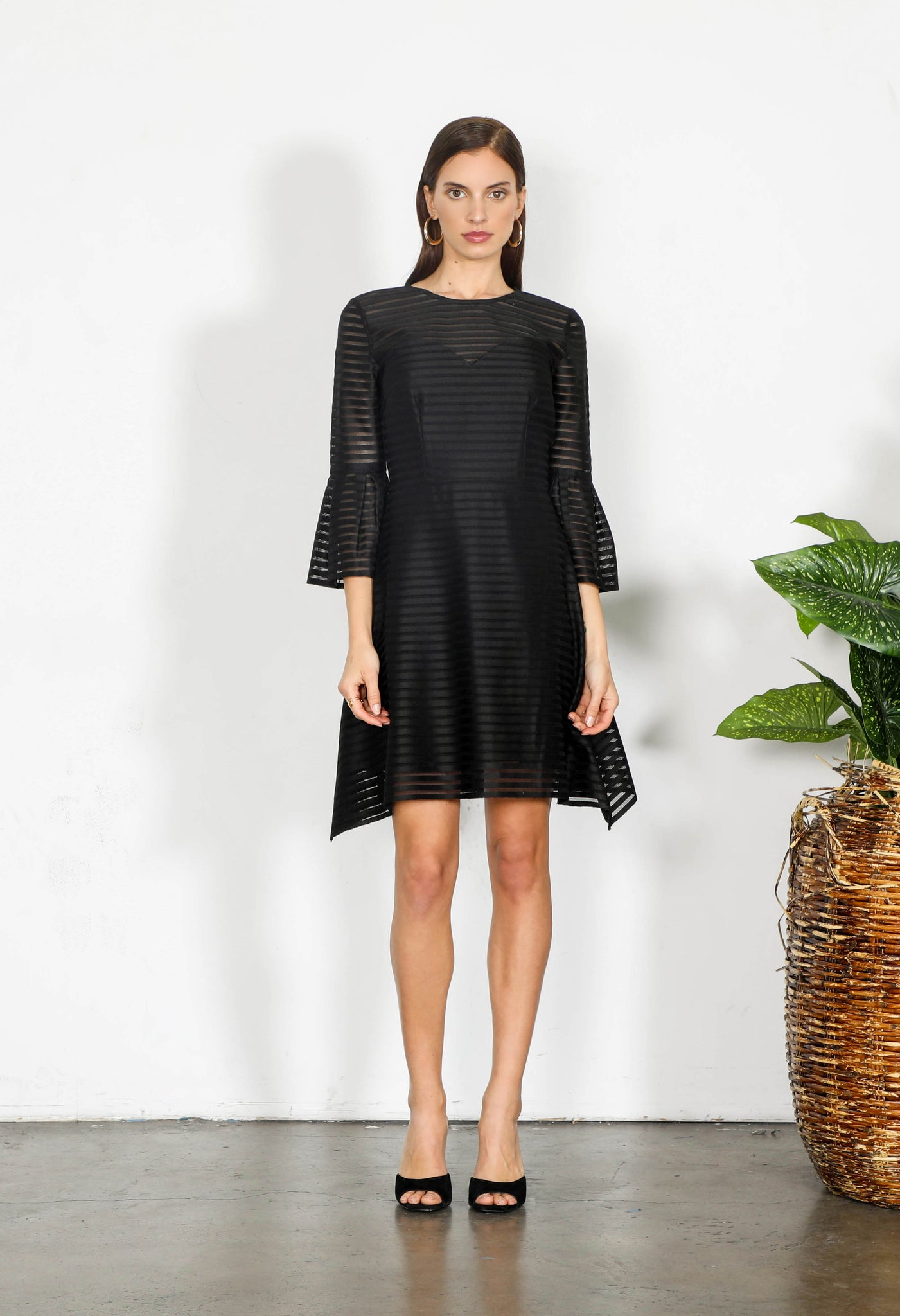 ELEMENT BELL SLV  DRESS