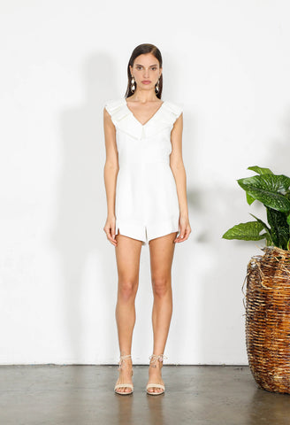 ELEMENT RUFFLE ROMPER