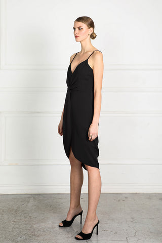 OBTAIN KNOT SGLT DRESS