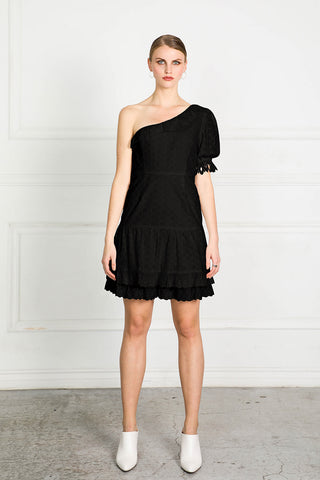 OBTAIN EMBROID ONE SH DRESS