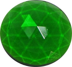 Jewel 35mm Round Emerald