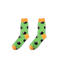 Bomb Socks Emoji Graphic Novelty Dress Socks Crew Cut