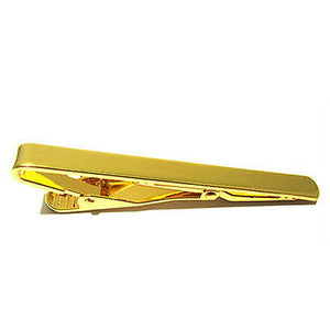 Gold or Silver Metal Tie Clip - 1st Door Imports