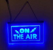 On the Air Radio Transmission LED Sign Live Show Streaming - 1st Door Imports