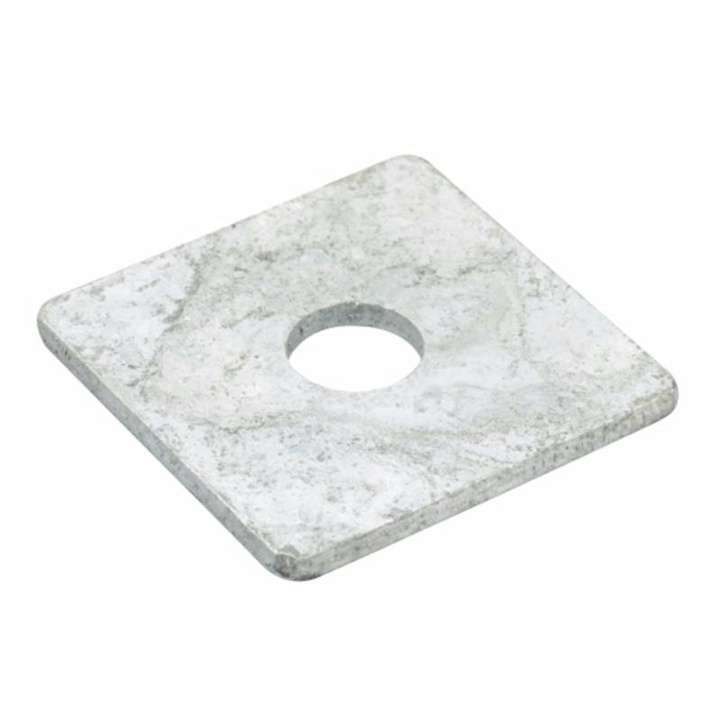 50 X 50 X10mm Galv Square Washer
