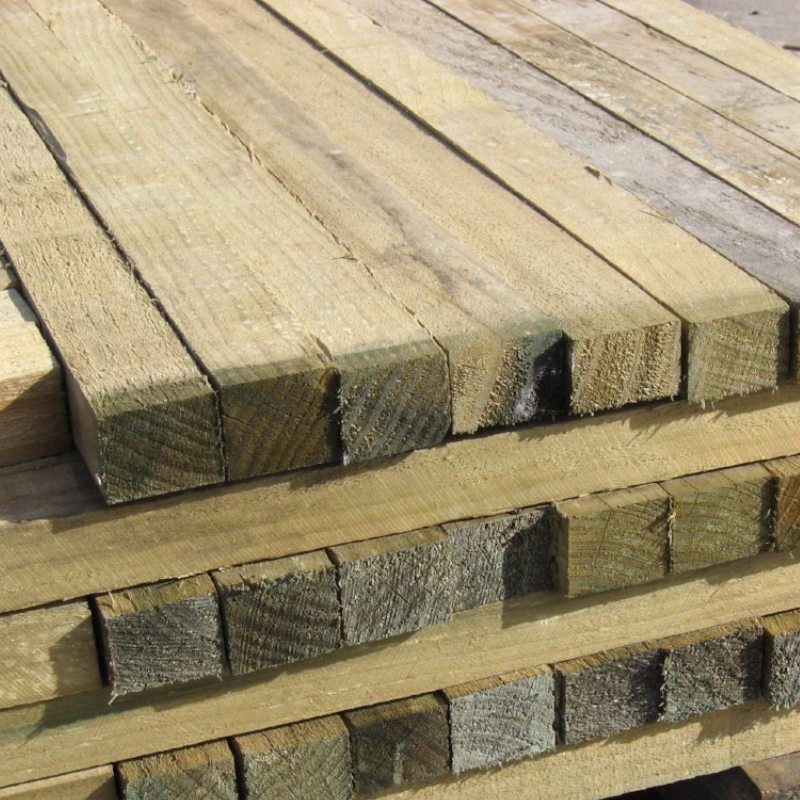 Fence Batten 50mm x 50mm 1.14m  H3.2 RAD RS