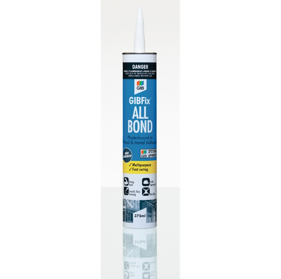 Gib Fix All Bond 375ml Cartridge