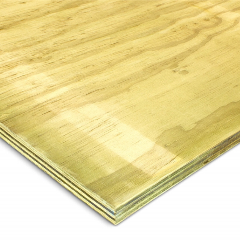 Plywood 2400 x 1200 x 9mm DD H3.2