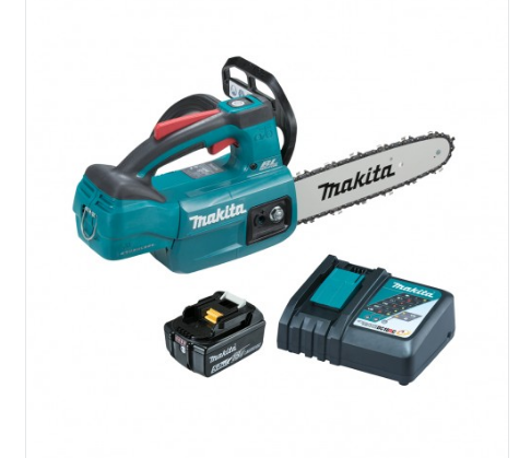 Makita 18V LXT BL 250MM Chainsaw Kit - DUC254RT