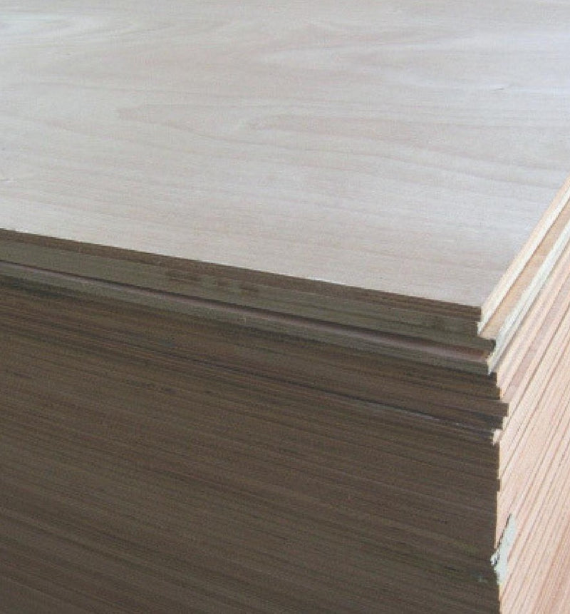 Plywood 2700 x 1200 x 9mm Okoume Veneer Poplar Core