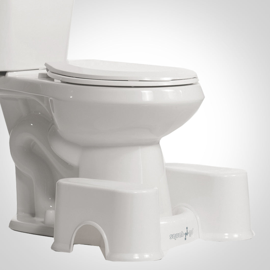 Patented Detachable Toilet Stools - Includes FREE travel bag
