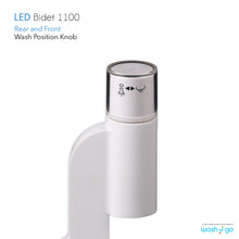 Wash N Go LED Bidet - Patented Motion & Sound