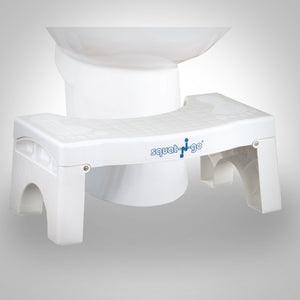 "7"" Foldable Toilet Stools - Available in Multiple Colors"