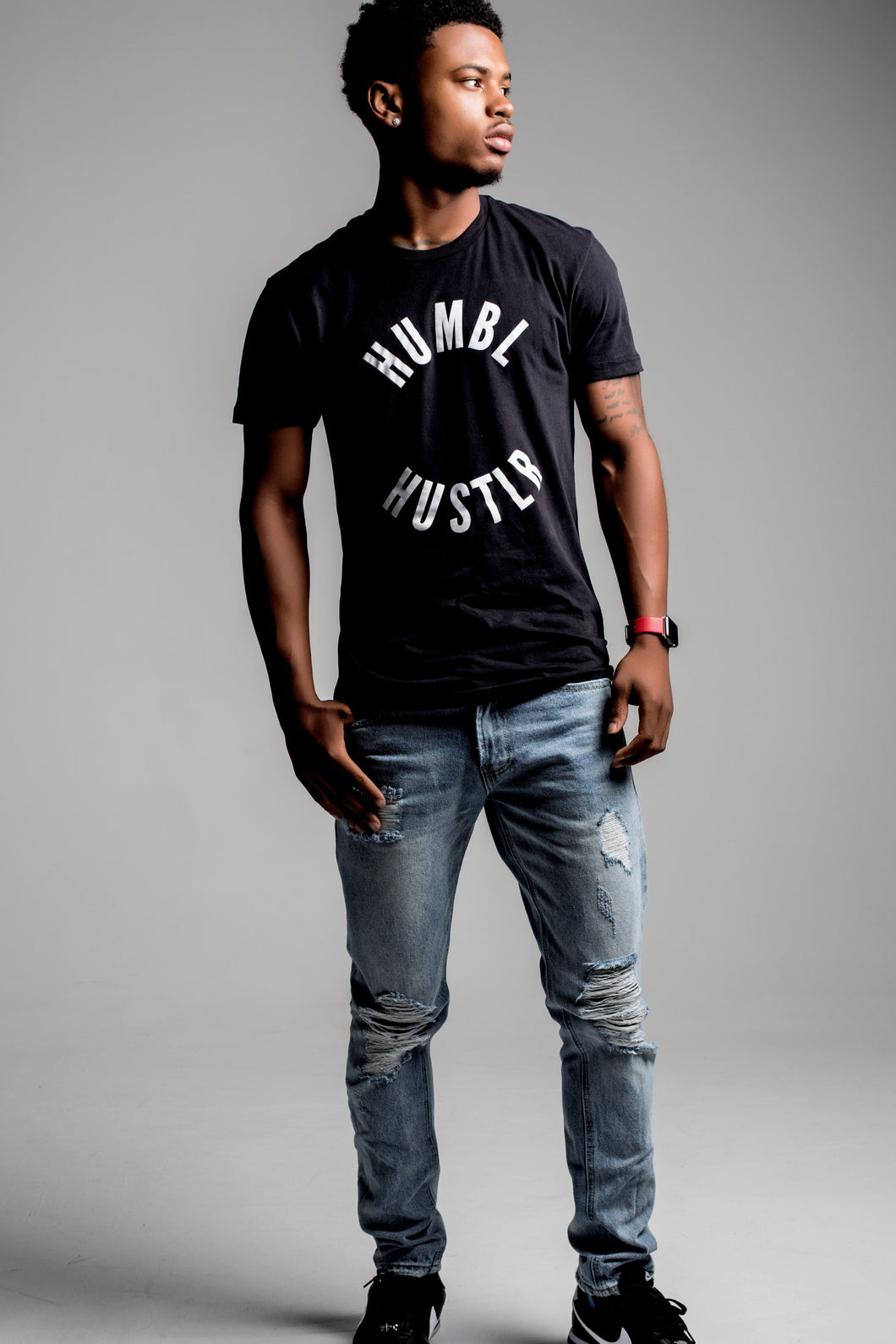 Black Hustlr T-Shirt