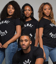 Female Black Hustlr T-Shirts