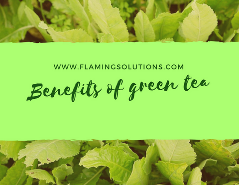 What are benefits of green tea