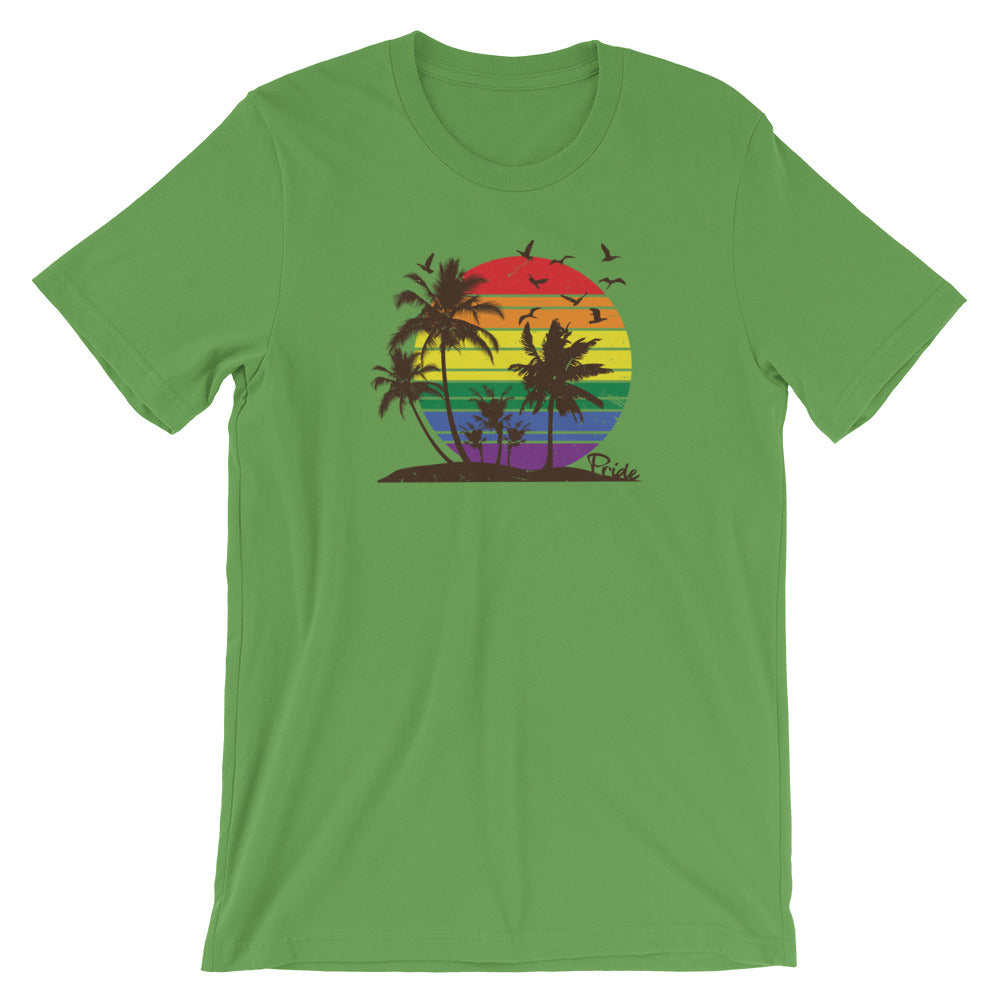 Pride Tropical Sunset - v1.0
