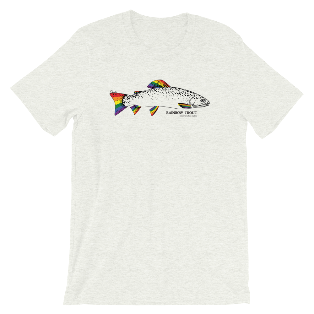 Proud Rainbow Trout