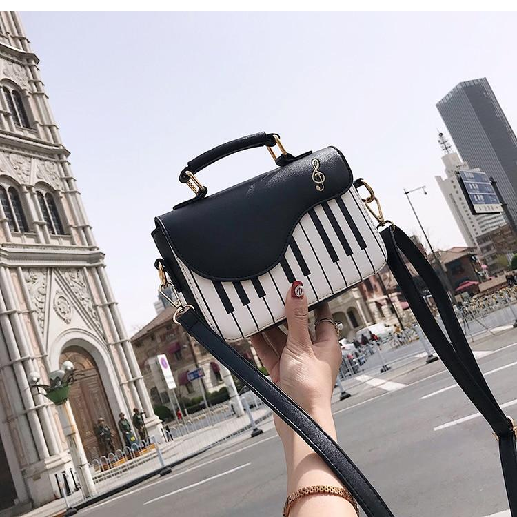 Piano Statement Bag