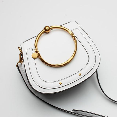 Tizzo Dome Light Beige Bag