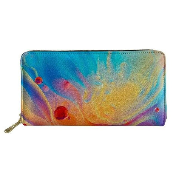Color Splash Wallet