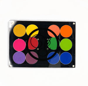Acrylic Magnetic Palette