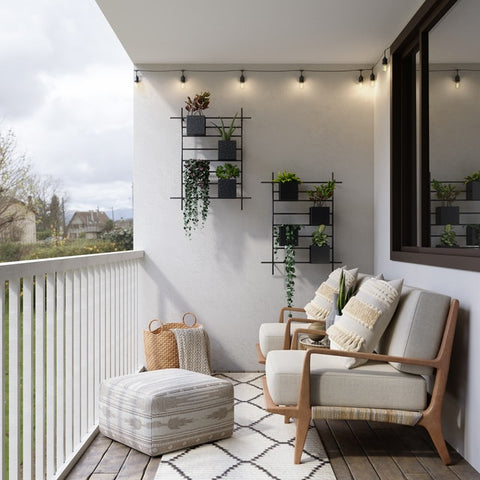 Decohub Home Outlet Store - Balcony