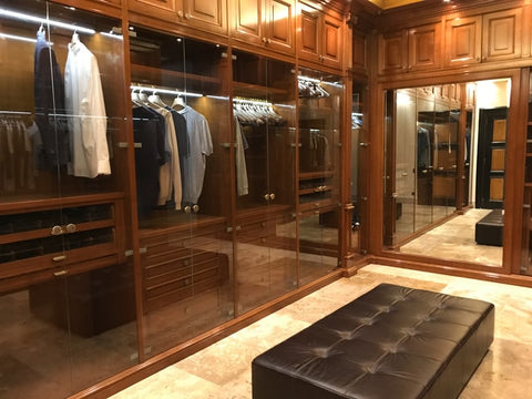 Decoration Suggestions for Dressing Rooms - Decohub