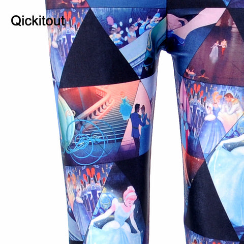 Cinderella Story Leggings