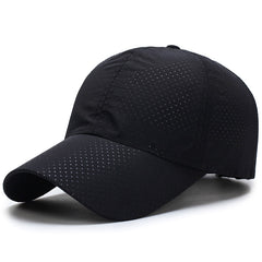 7f7cd53f3c9 Ultra-slim Mesh Running   Sports Cap – Active Gear Depot