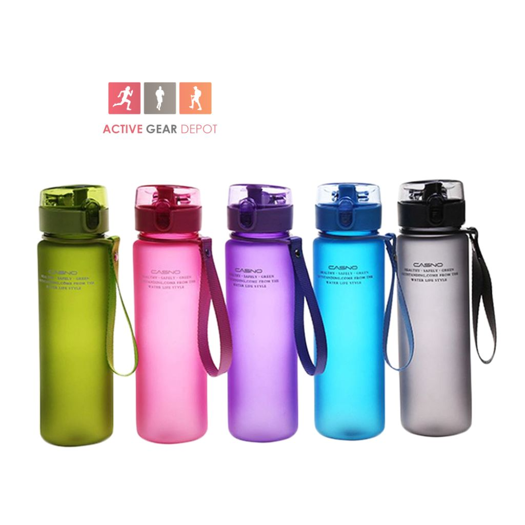 DURABLEZ -  400ml and 560ml Quality Hiking, Camping and Sports Bottle - Active Gear Depot