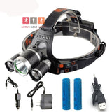 ILLUMANI High Power Hiking LED Head Lamp